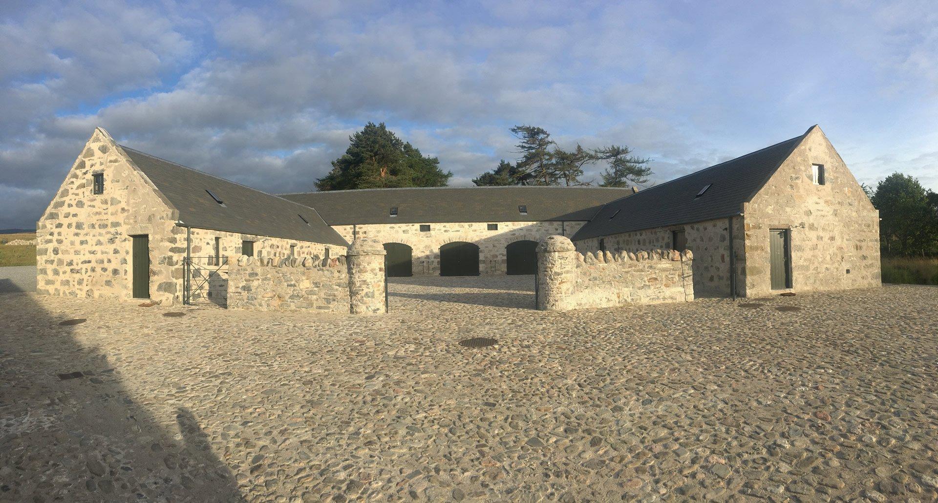killihuntley highland estate
