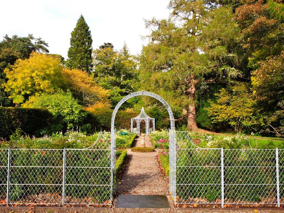 Aldourie Garden