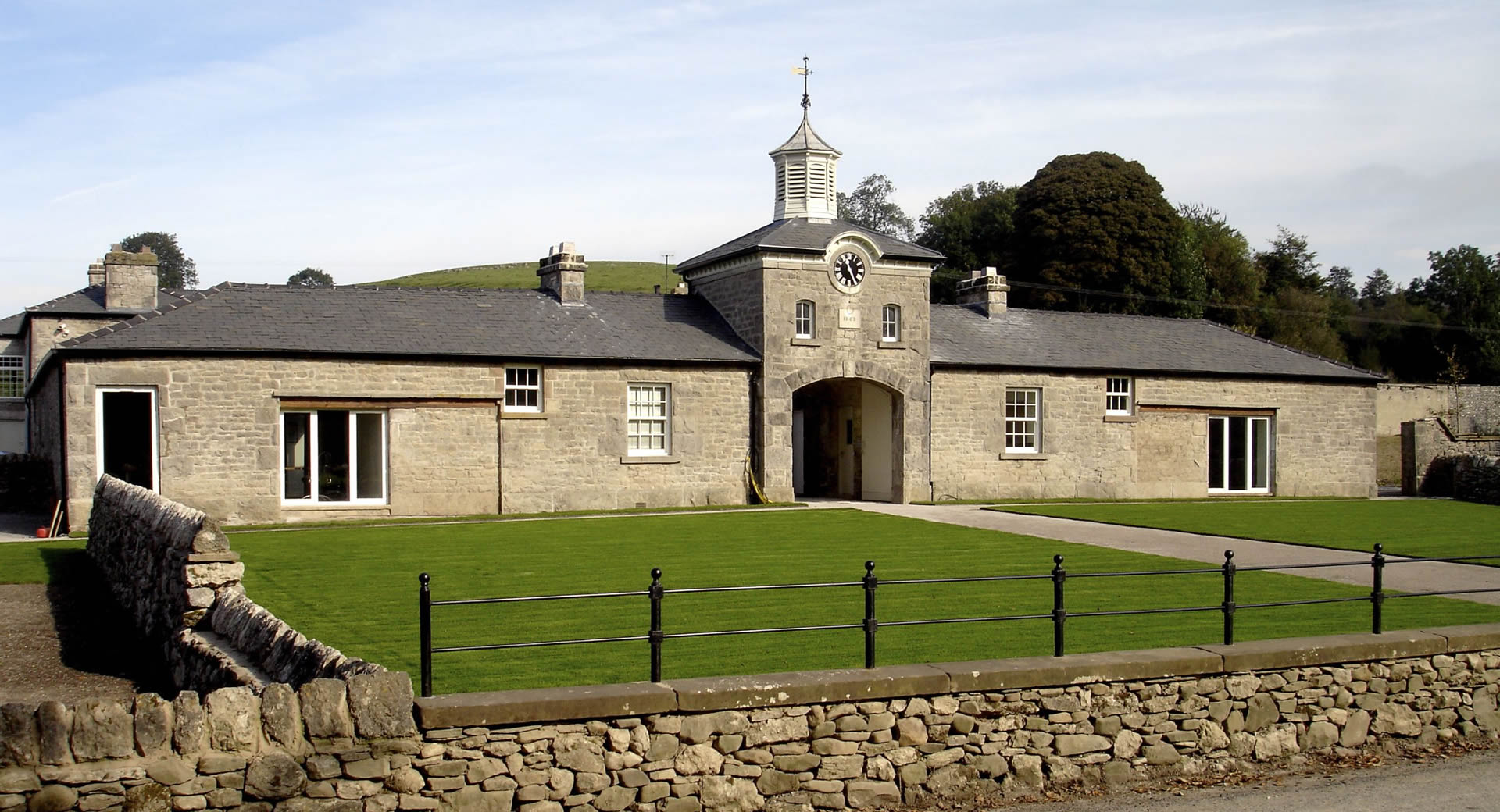 Dalton Hall Rural Business Centre Cumbria