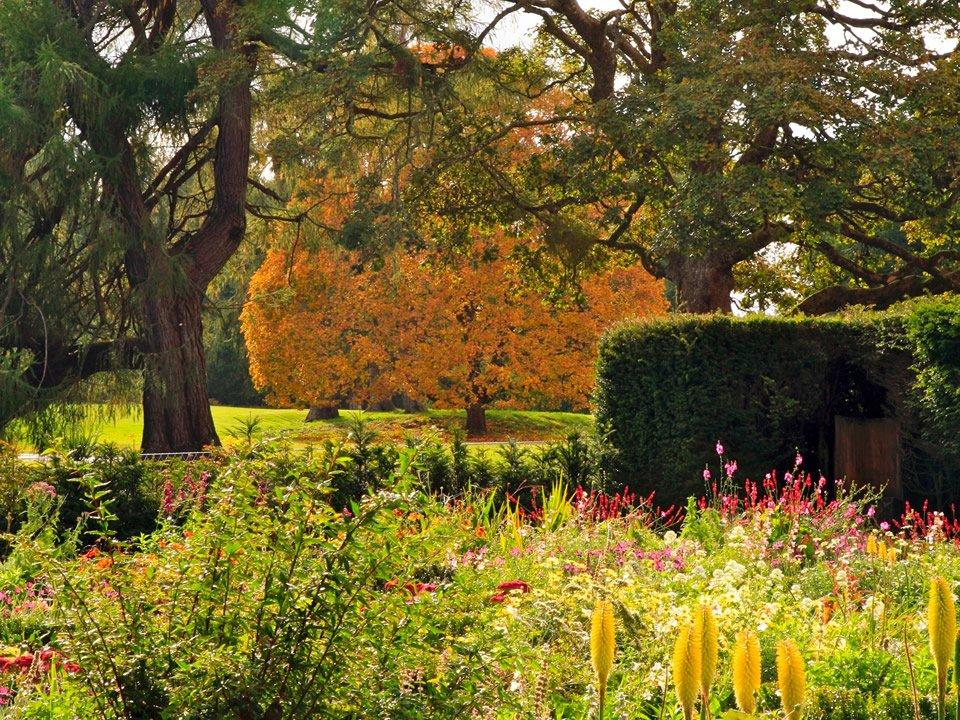 private garden designs