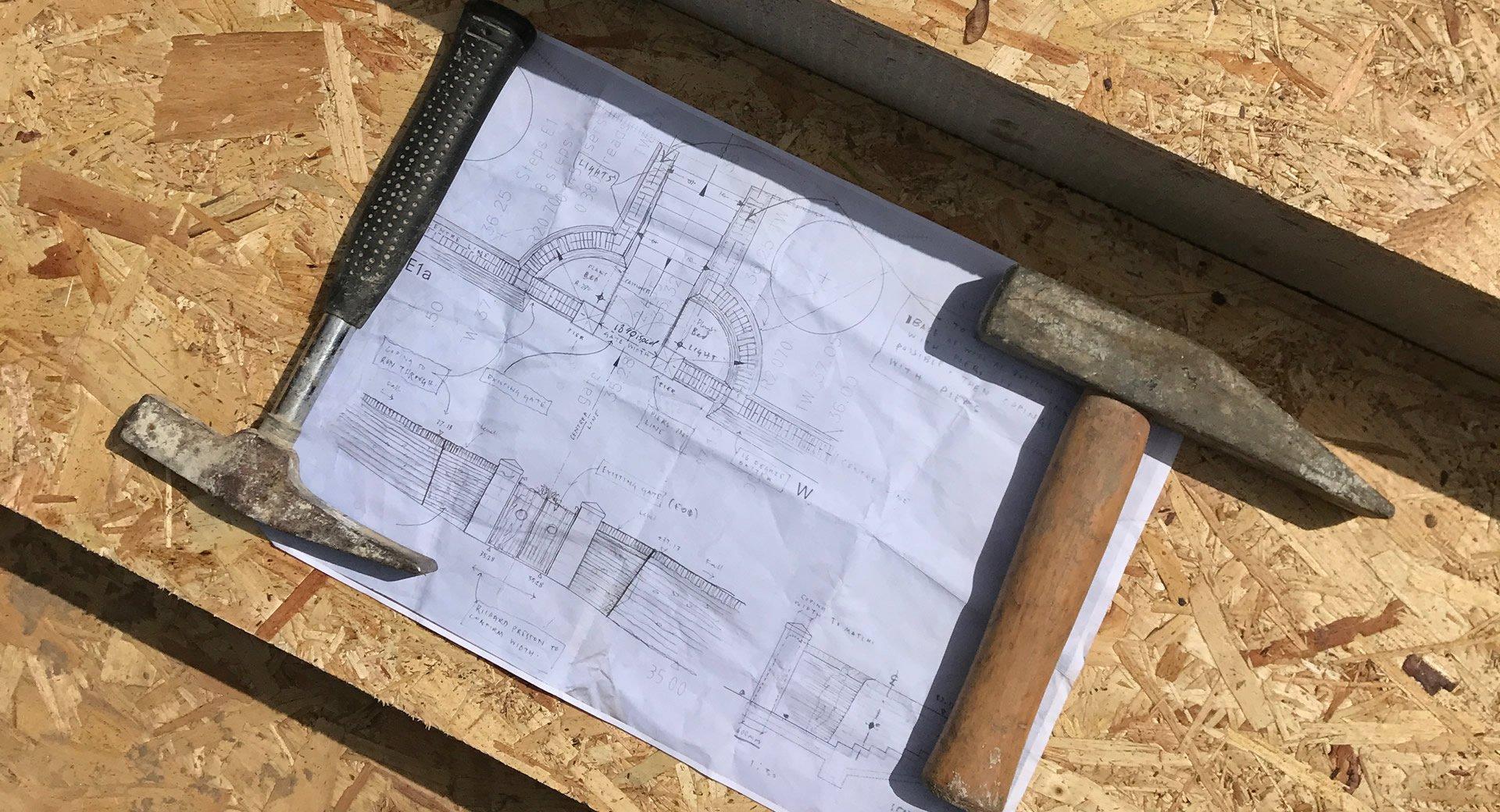 garden design consultancy plans 2